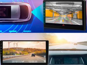 camara vision trasera coche bluetooth